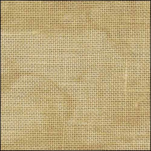 40 ct. Newcastle 100% Linen - Vintage Country Mocha - 18 x 27 (Fat 1/4)