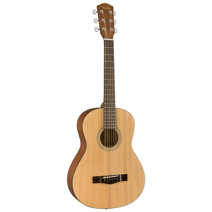 Fender Fa 15 Steel 3 4 Scale Acoustic Guitar W Bag Wn Front Row Electronics
