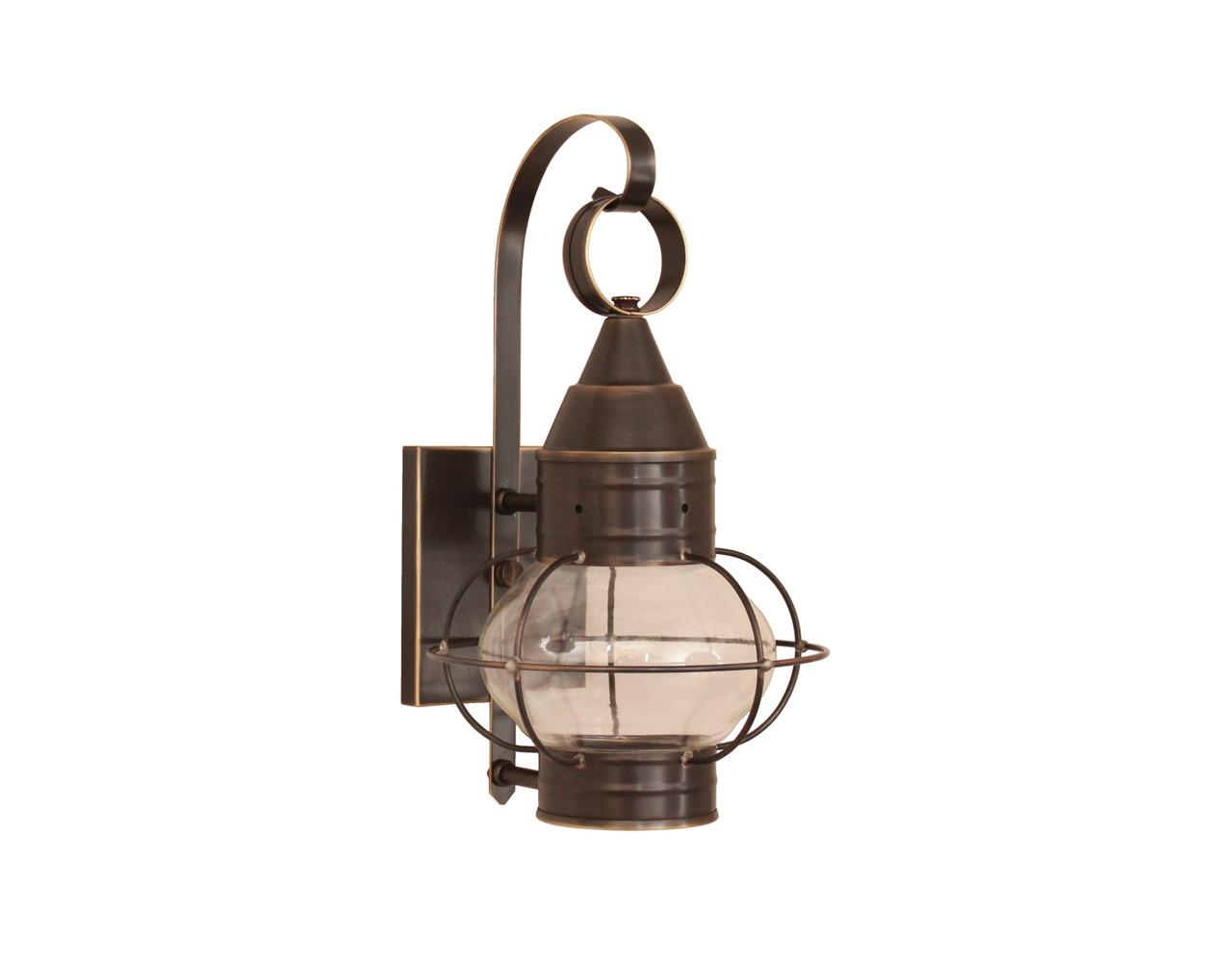 brass traditions 600 series hyannis wall lantern 631