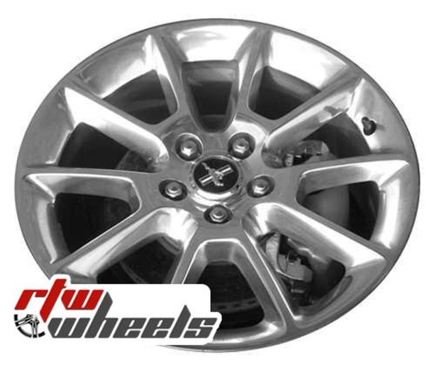 Inch Ford Mustang Oem Wheels  Part Arzf