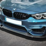 Cs Style Carbon Fiber Front Lip For 2015 Bmw M3 M4 F80 F82 Extreme Power House