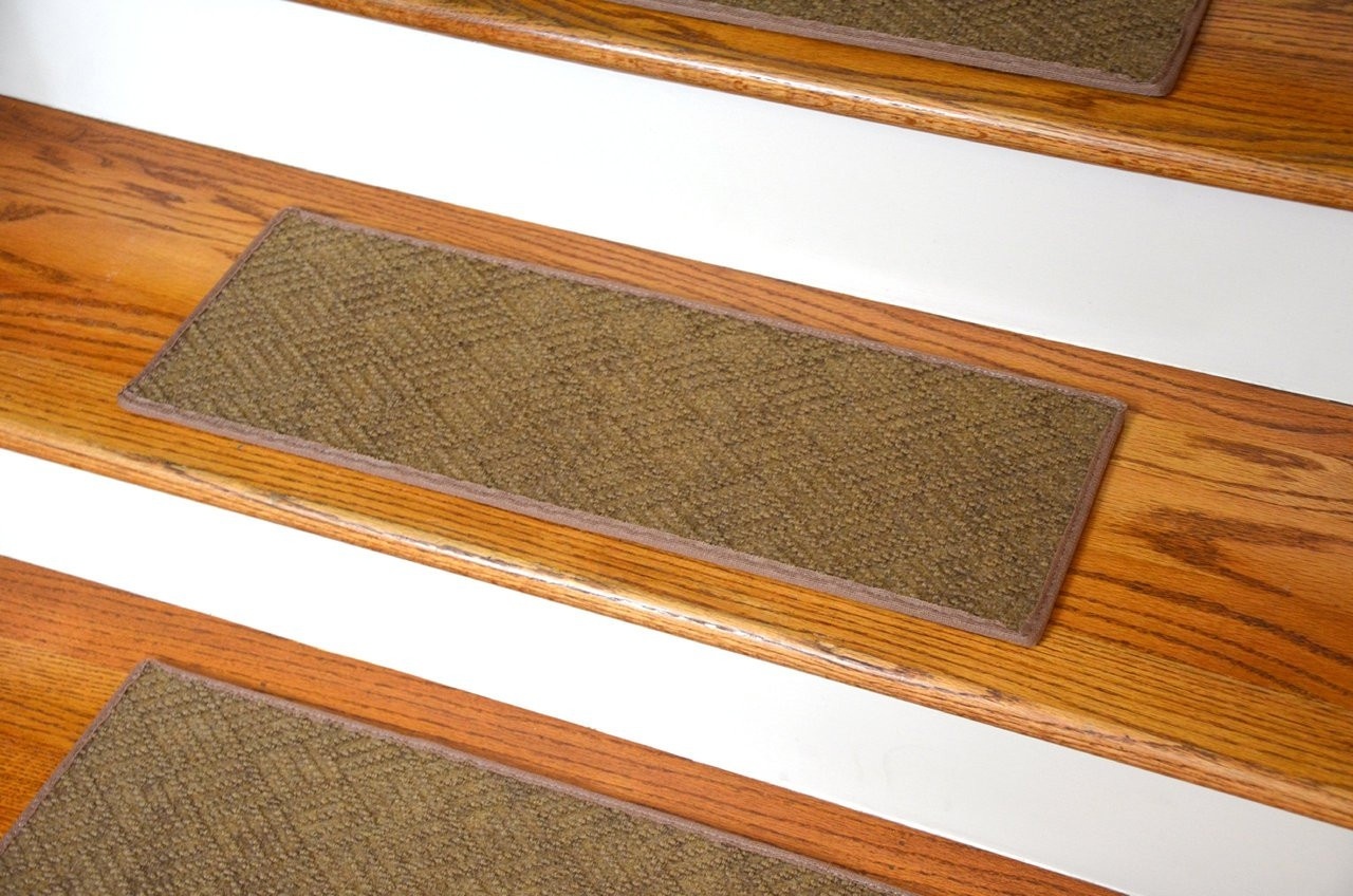 Indoor Outdoor Stair Treads Contour Beige 8 X 23   Indoor Outdoor Stair Treads   Anti Slip Stair   Ellsworth Indoor   Waterhog Stair   Carpet Stair   Rubber Backing