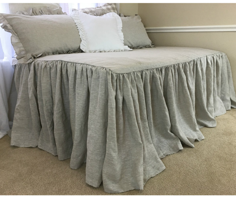 linen daybed cover pick color