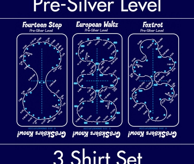 Pre Silver Level Full 3 Shirt Set Teachin