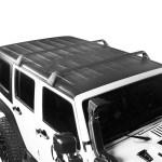 Roof Rack Cross Bar For Jeep Wrangler Jk Jl 2007 2020 Jpfederation
