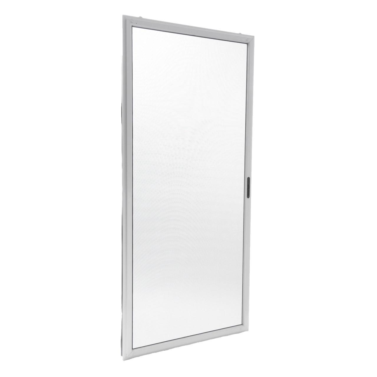 hercules sliding screen door assembled
