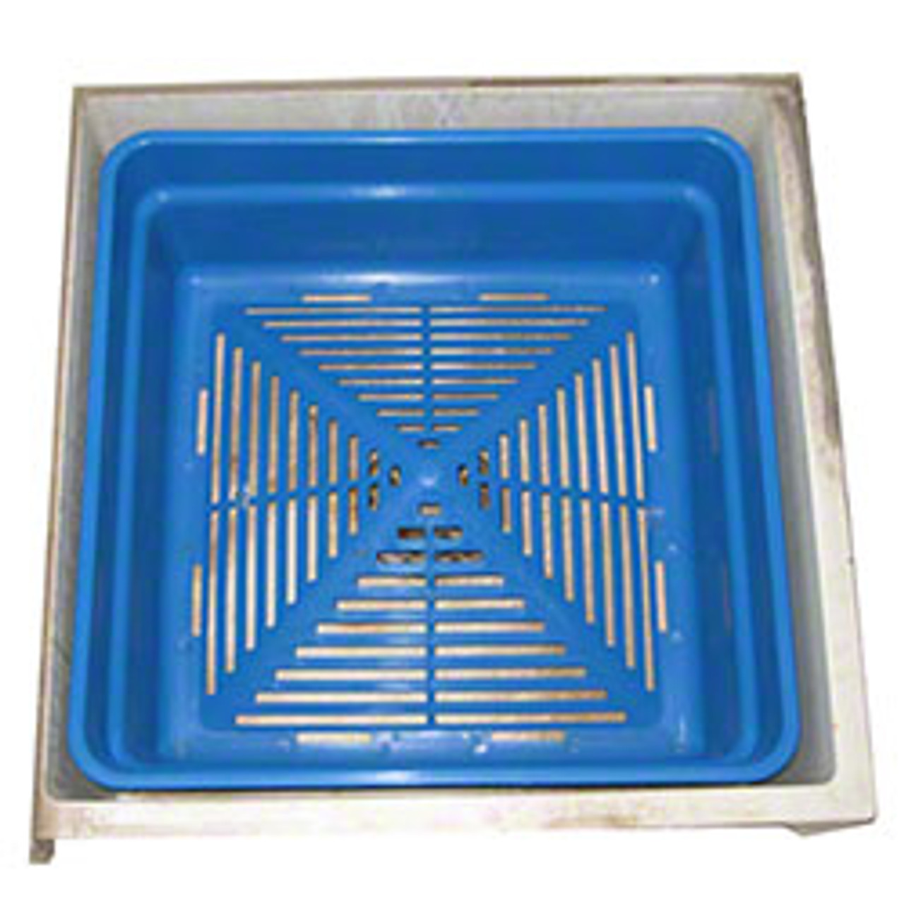 commercial mop sink basin strainer w filters