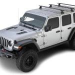 Rhino Rack Backbone Roof Rack System For Jeep Wrangler