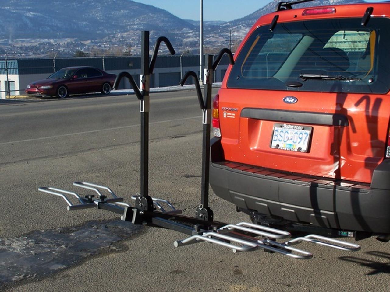 swagman xtc 4 hitch bike rack