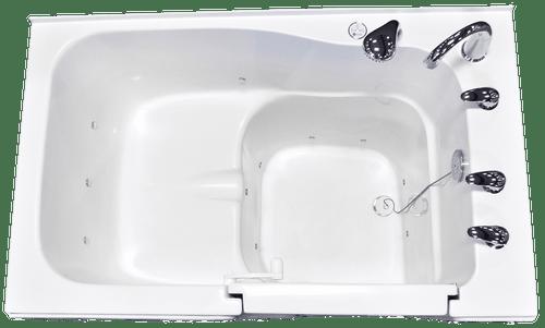 Huron Bariatric Walk In Tub By Rane Bathing Systems