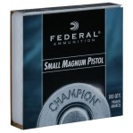 FEDERAL SMALL MAGNUM PISTOL PRIMERS #200 - Heights Outdoors