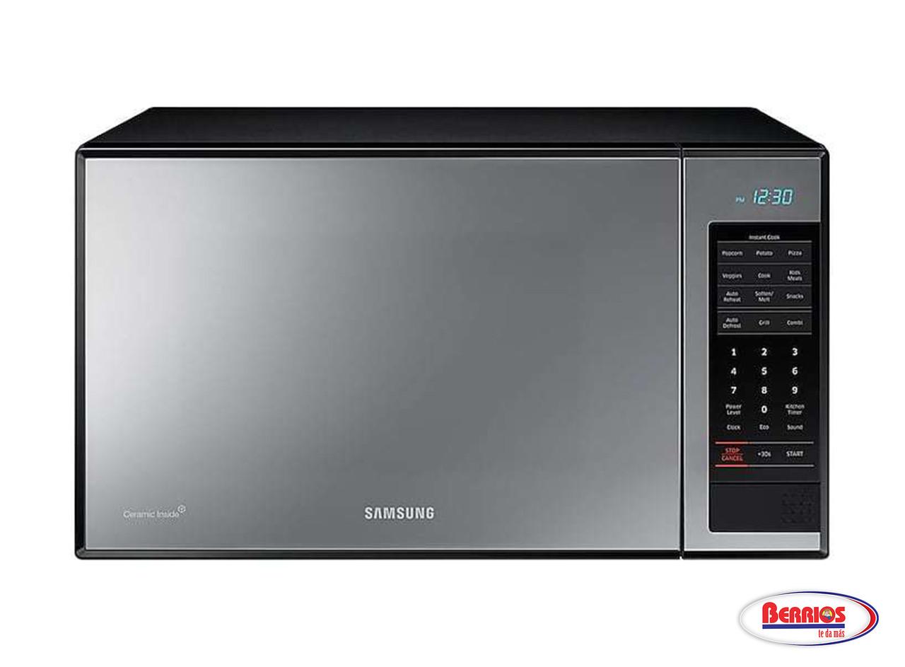 78509 samsung microwave 1 4 950w stainless steel