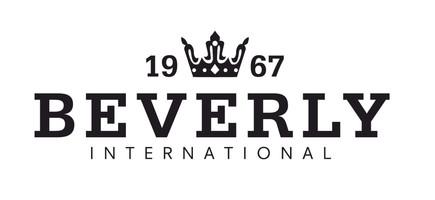 Image result for beverly international logo
