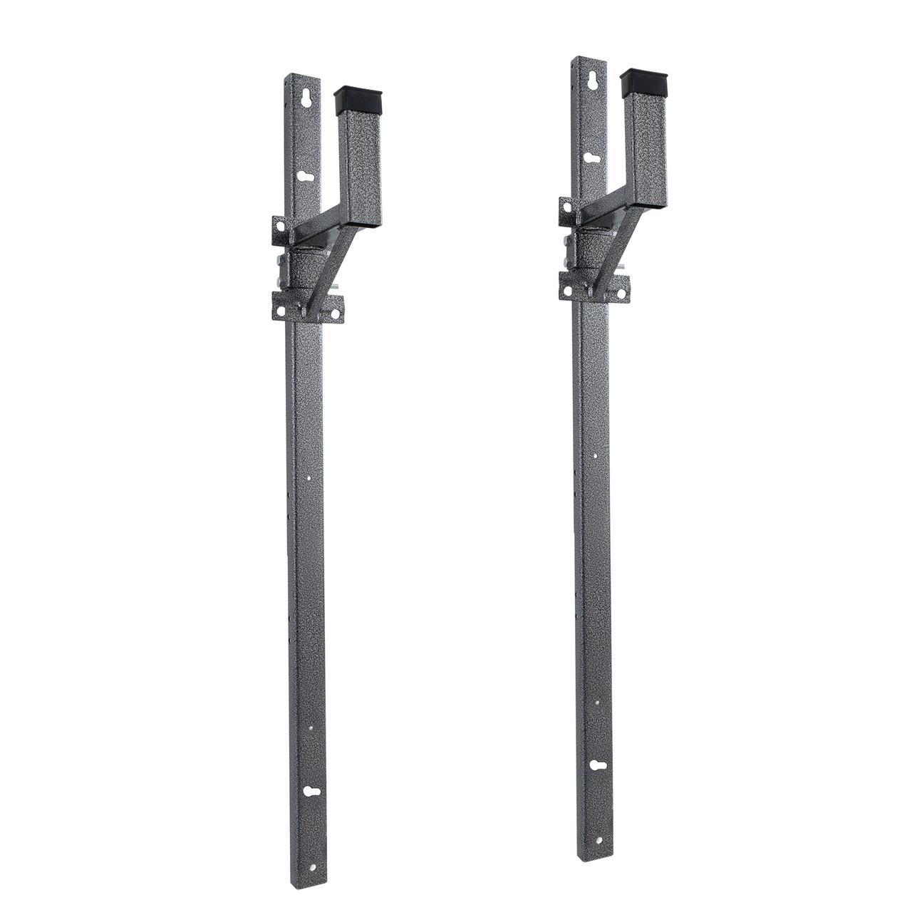 enclosed trailer ladder rack recpro