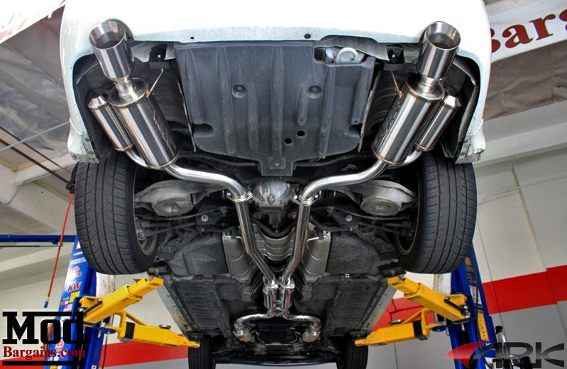 ark performance grip exhaust 2007 13 infiniti g35 g37 coupe sedan