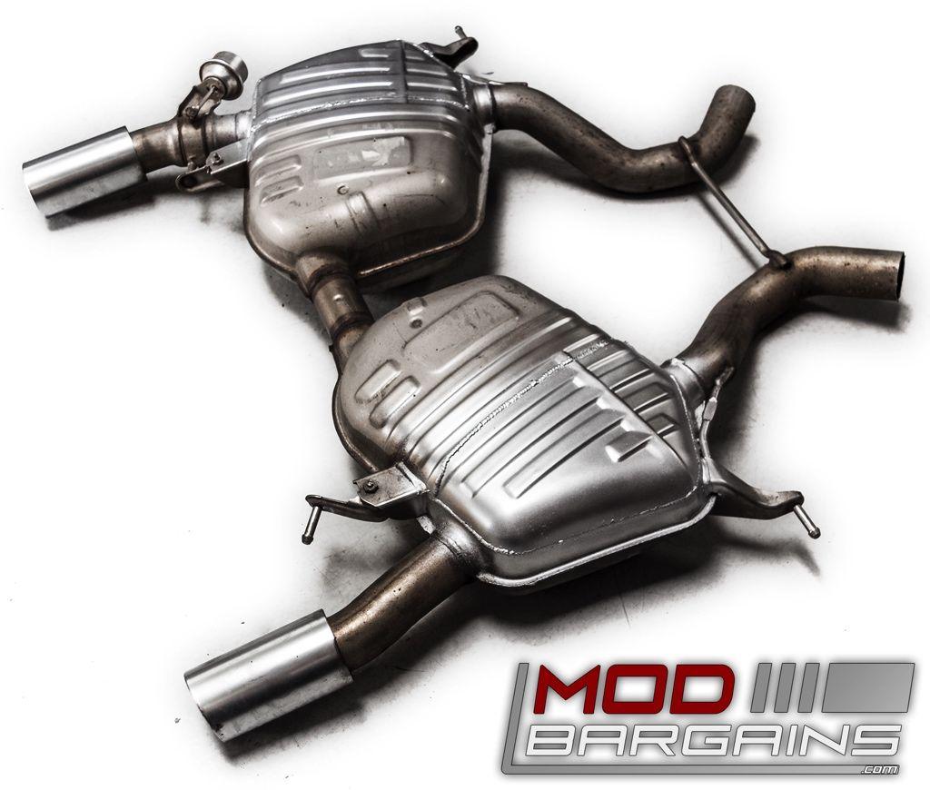 no longer available modified oem exhaust for 335i 2008 12 e90 e92e93