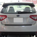 Ford Fusion 13 16 Custom Tail Light Covers