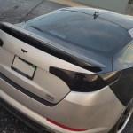 Infiniti G37 Ipl Coupe 11 15 Tail Light Covers