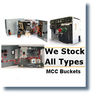 Siemens Model 95+ Motor Control Centers | MCC Buckets Siemens
