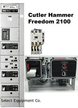 Cutler Hammer Freedom 2100 | MCC Buckets & Motor Control ...