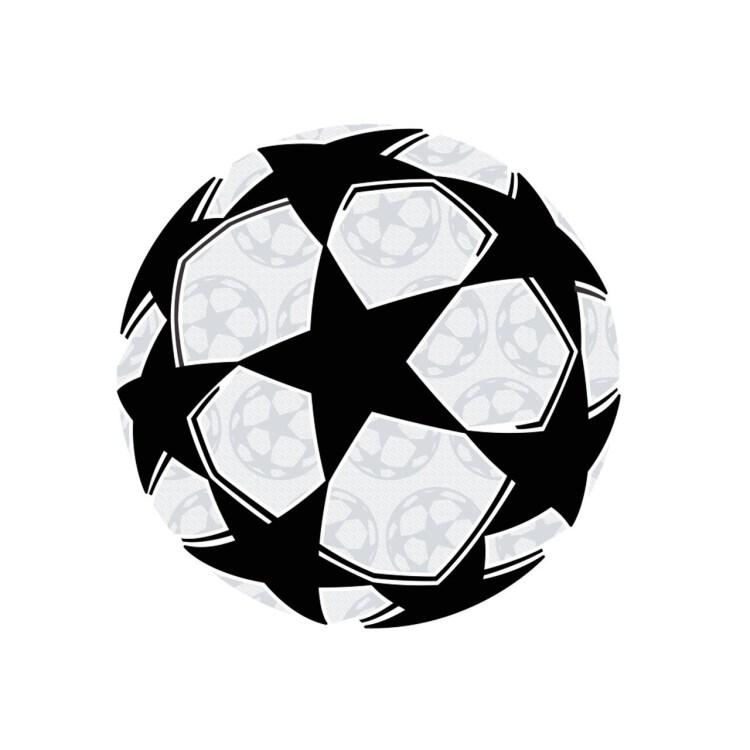 UEFA Champions League Starball Badge - Soccer Plus