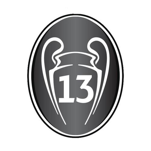 UEFA CHAMPIONS LEAGUE Badge of Honour 13 - Soccer Plus