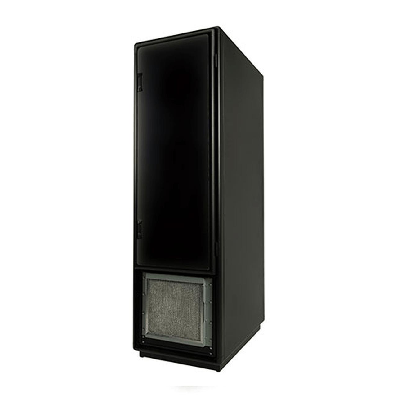 air conditioned server rack cabinet