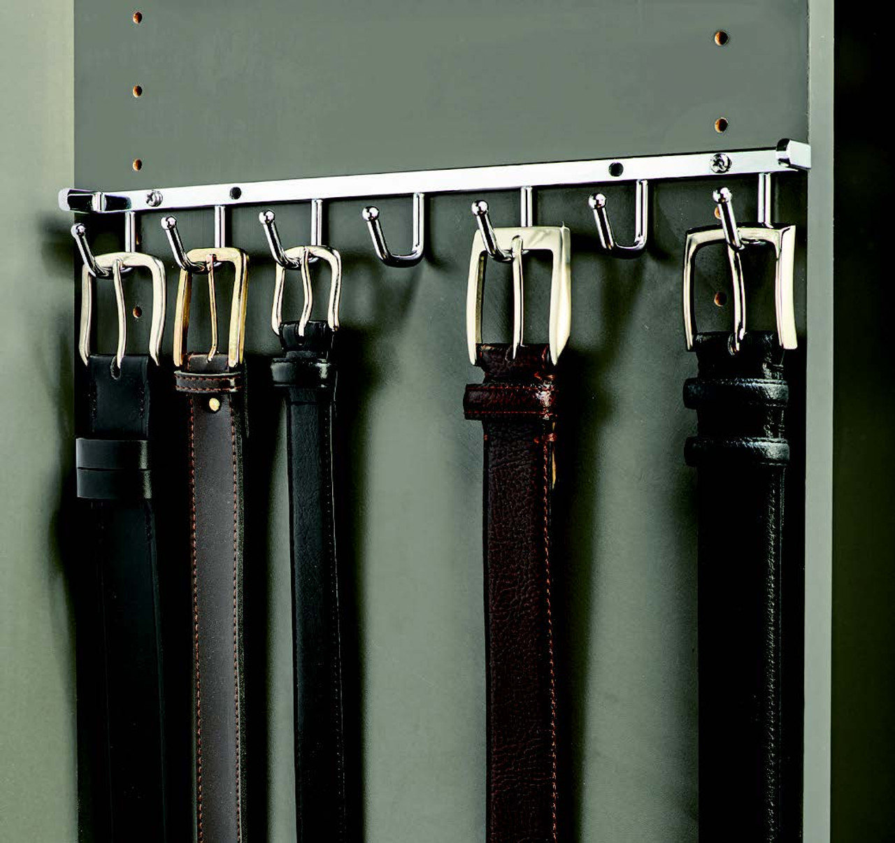 sidelines wall mount belt rack wurth