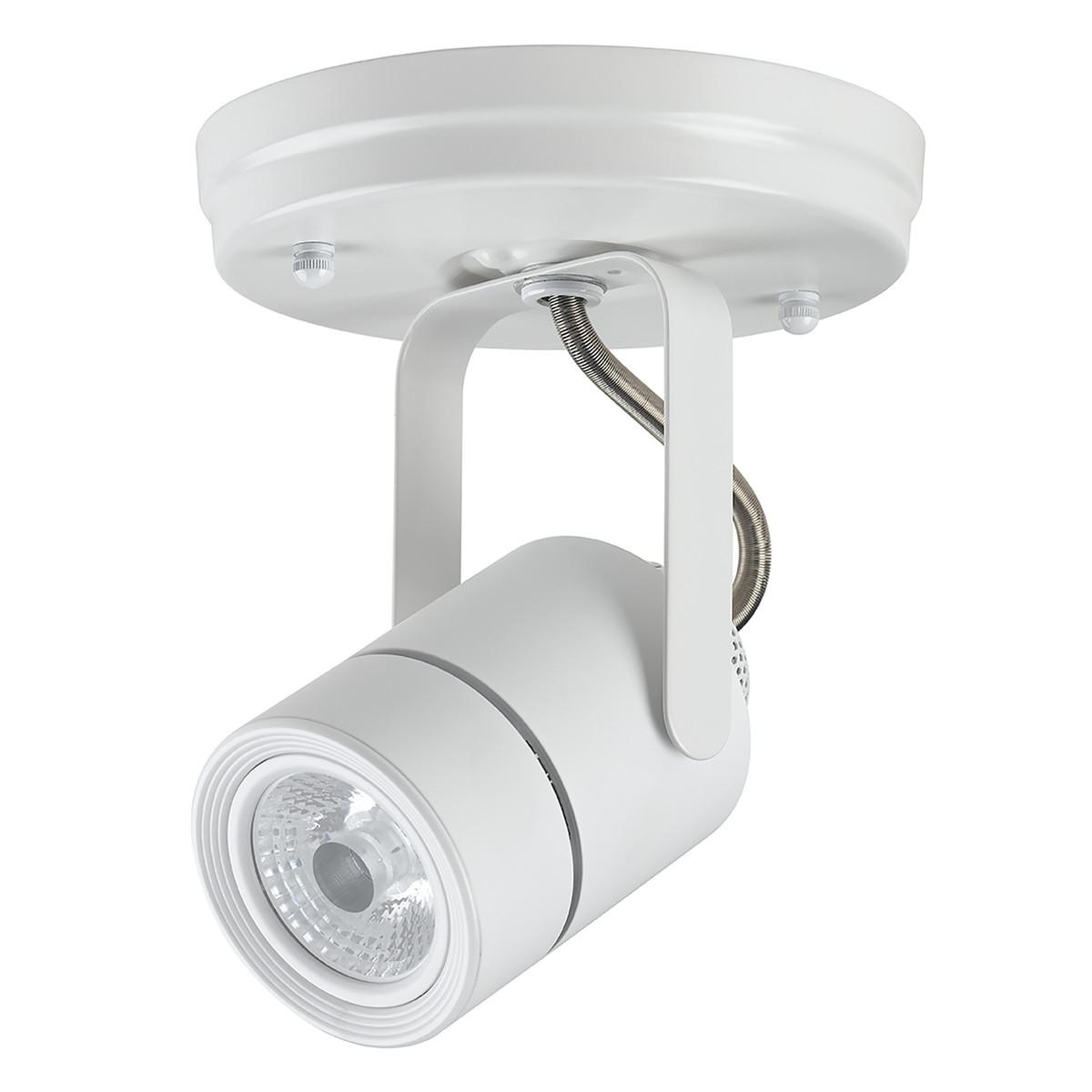 led track light canopy 10 watt 50w equiv 450 lumens maximus lighting