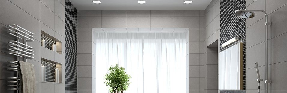 how to choose a recessed shower light