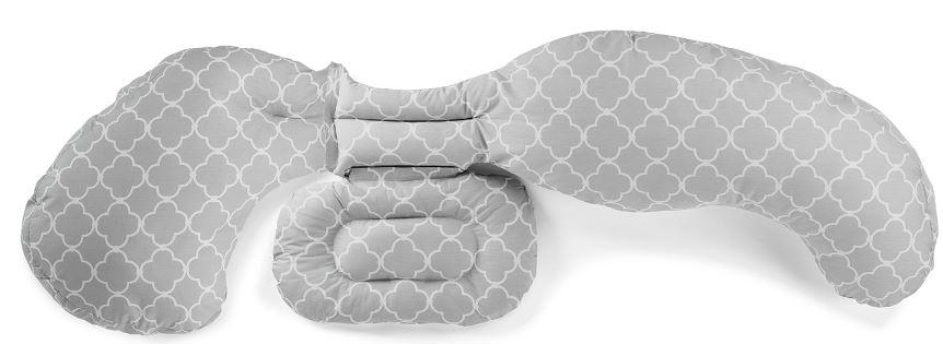 shop boppy custom fit total body pillow