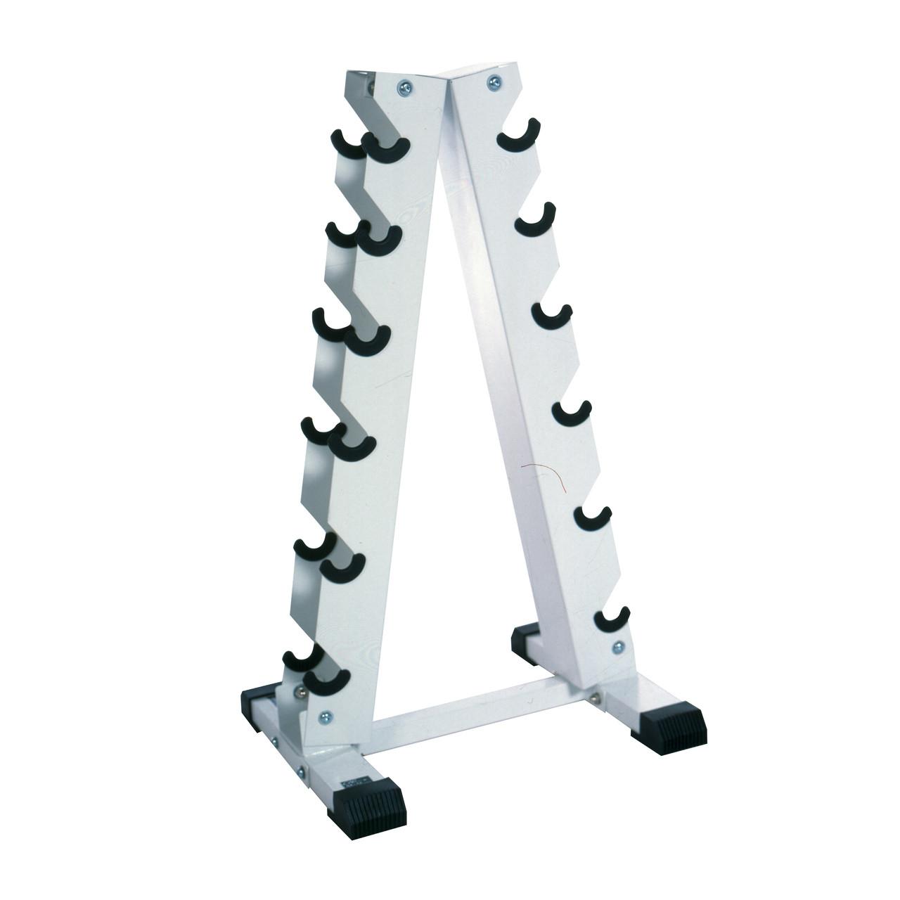 cap a frame dumbbell rack rk 12