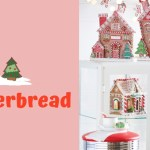 Gingerbread Christmas Tree Gingerbread House Decorations Raz 2019 Tree Themes