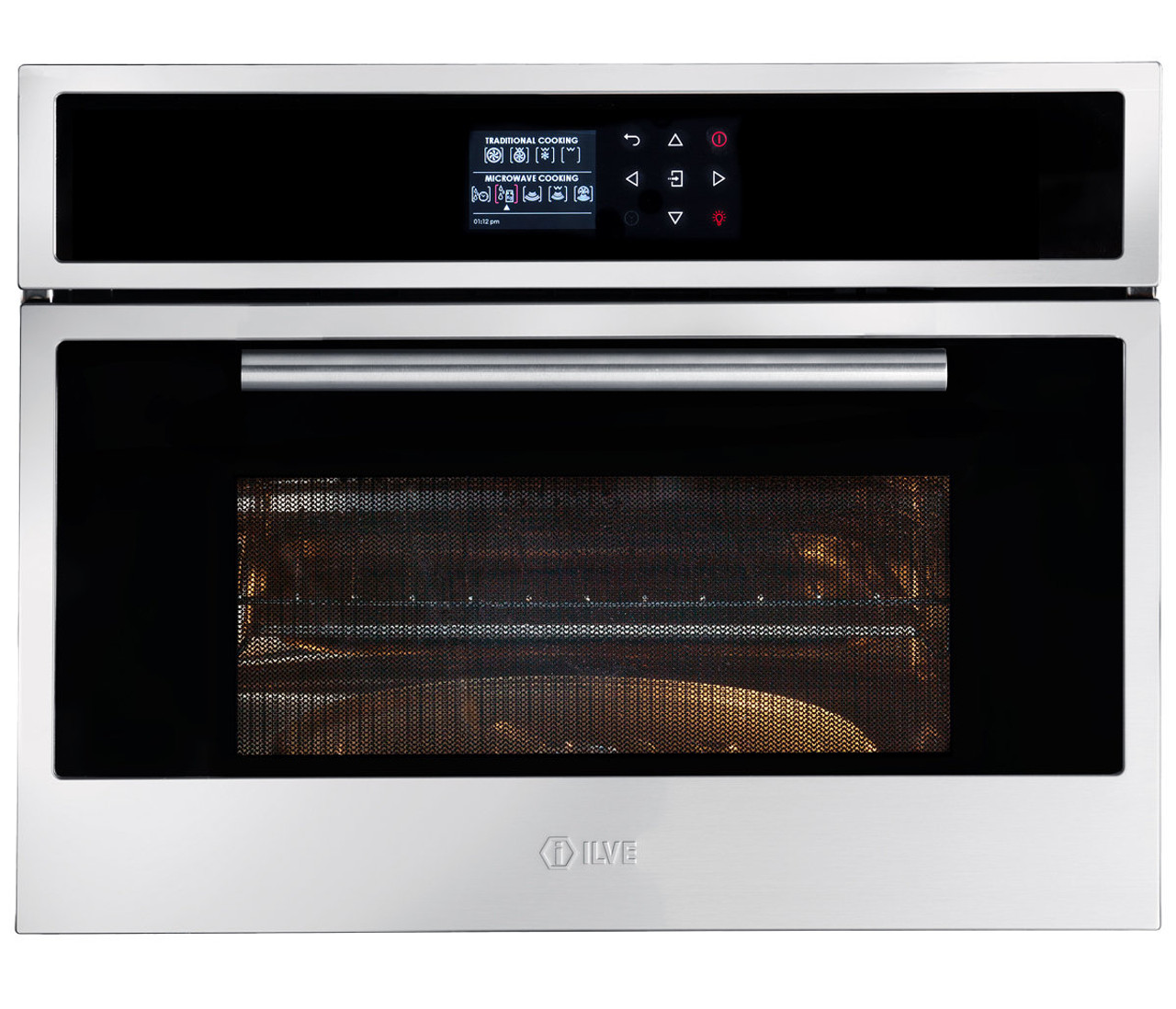 ilcm45x 60cm multifunction combi microwave oven stainless steel