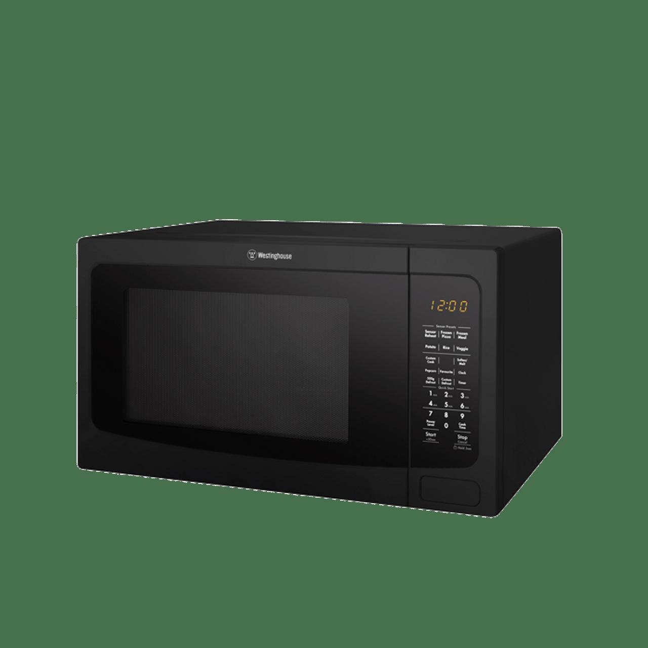 wmf4102ba 40l countertop microwave oven black finish
