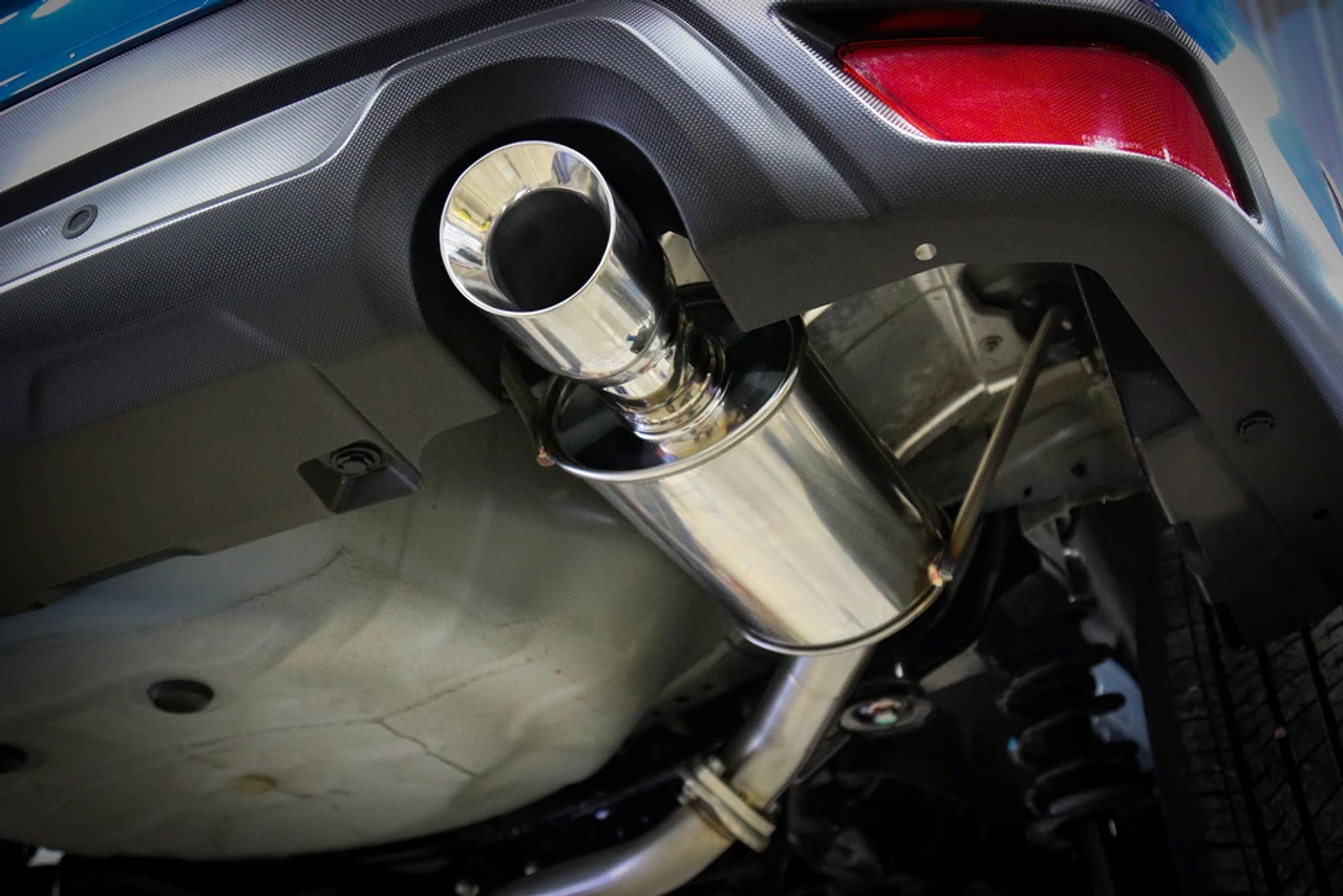 2019 2020 forester lachute performance axle back exhaust