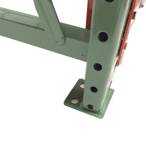 pallet rack starter unit 96 wx42 dx120 h