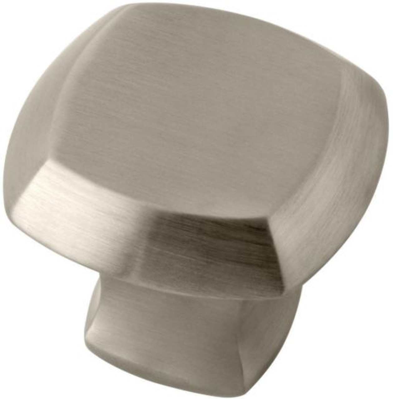 Delta 164229 Mandara Knob For Pivot Shower Door In Bruahed Nickel 2 Pack