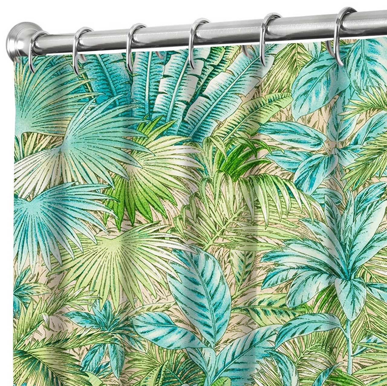 extra long shower curtains turquoise tommy bahama