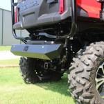 Bad Dawg Honda Pioneer 1000 5 Rear Sheet Metal Bumper Utv Parts And Accessories