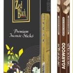Zed Black Agarwood Incense Unique Feng Shui