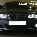 Rennessis Bmw E36 E46 E39 E38 Led Angel Eyes Retrofit Kit