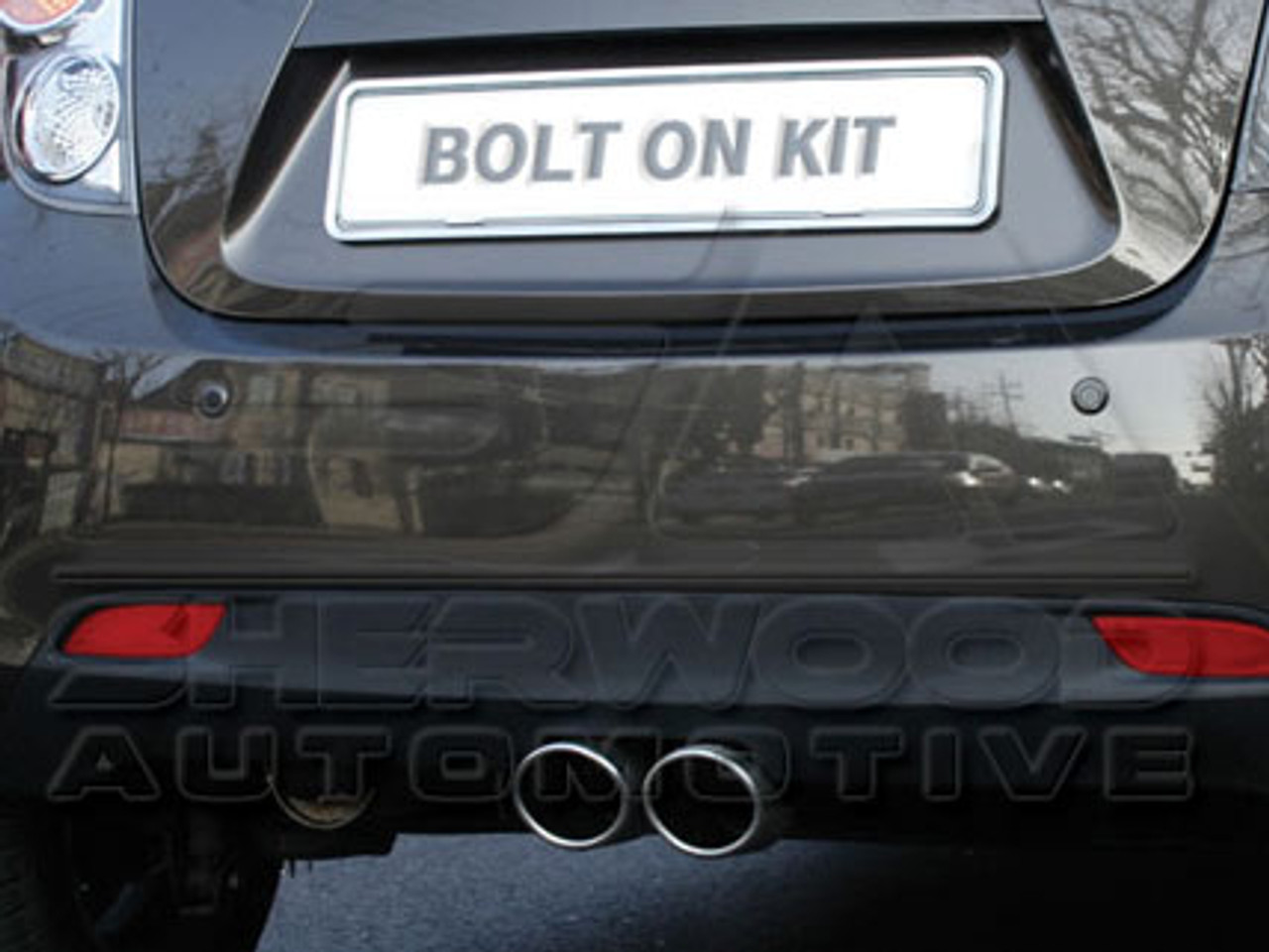 chevy holden spark dual exhaust kit