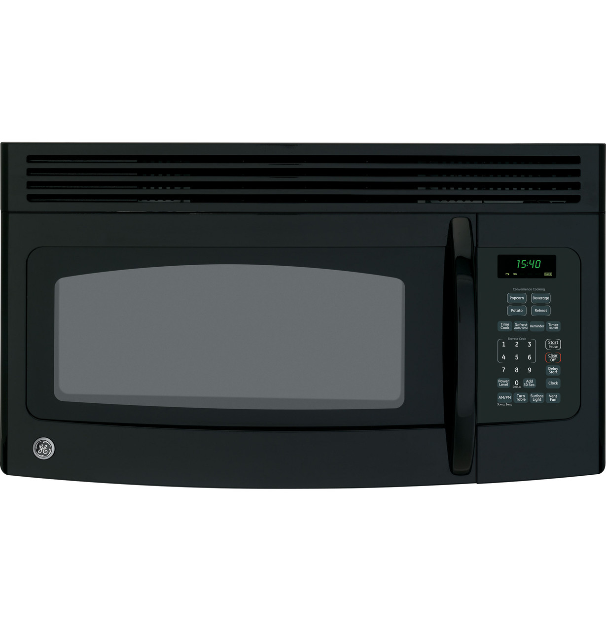 ge spacemaker over the range microwave oven jnm1541dnbb