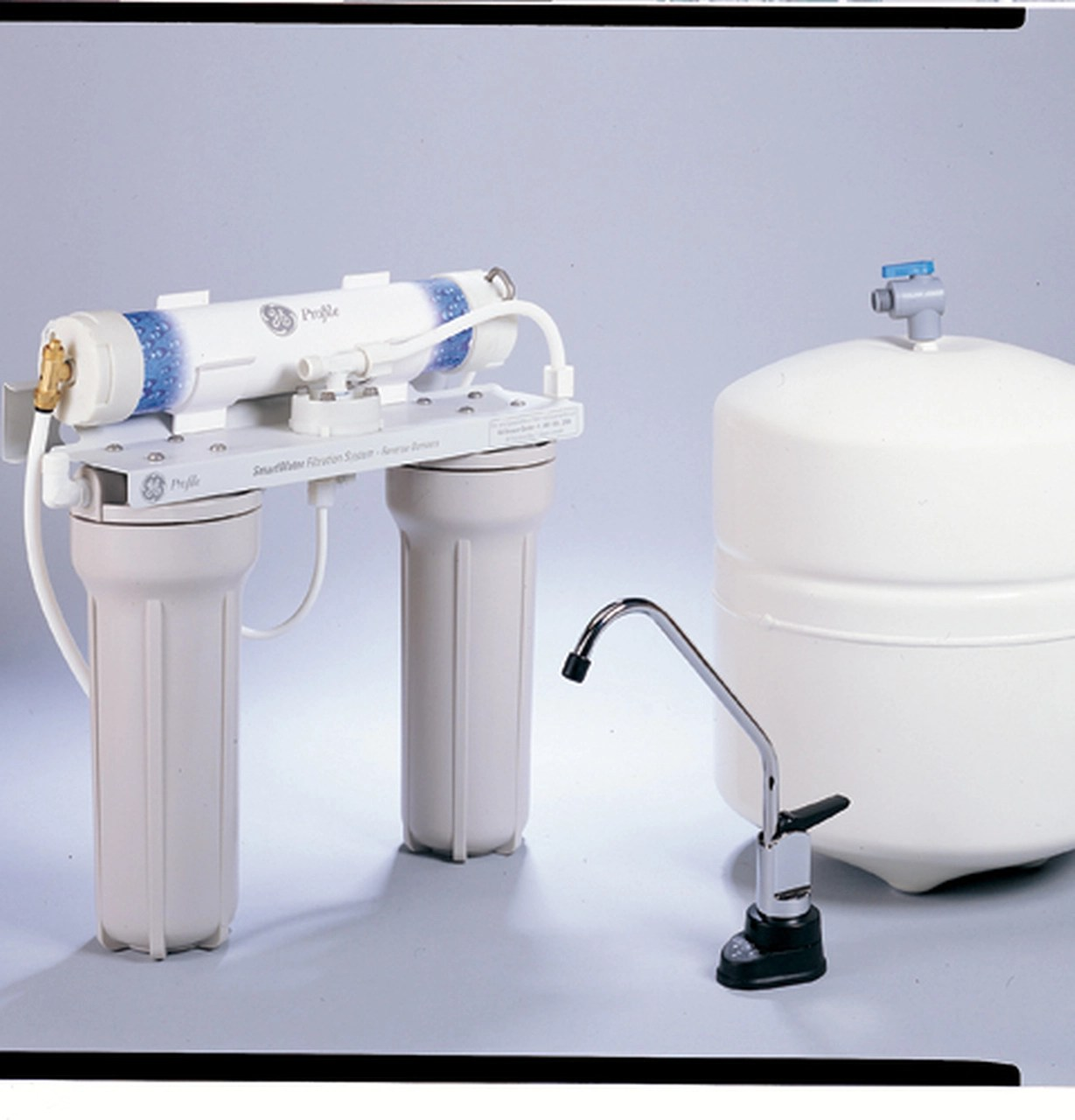 ge profile reverse osmosis filtration