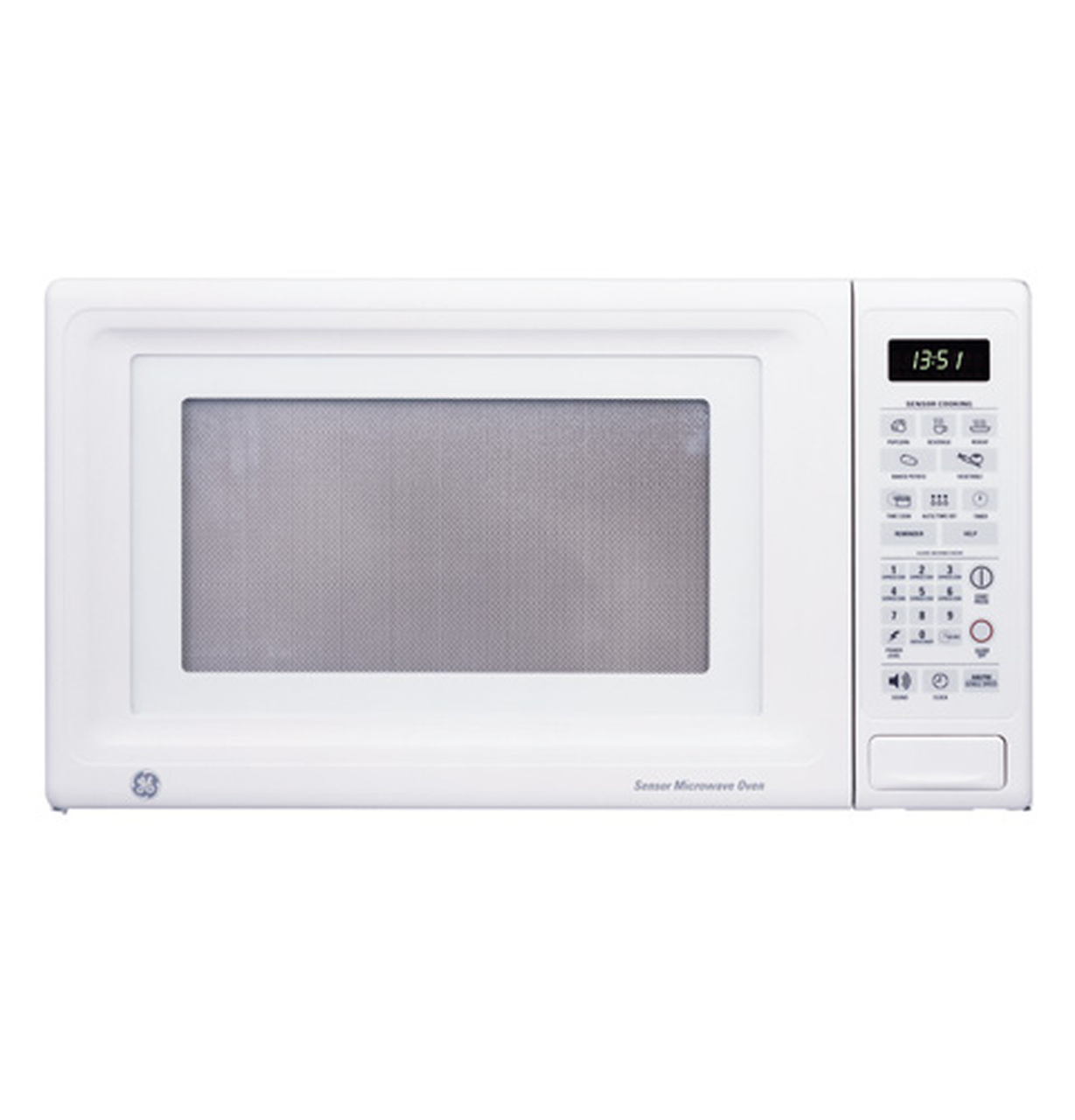 ge countertop microwave oven jes1351wb