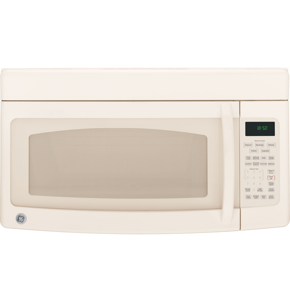 ge spacemaker over the range microwave oven jvm1850dmcc