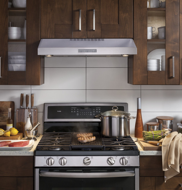 ge profile 30 under the cabinet hood pvx7300sjss