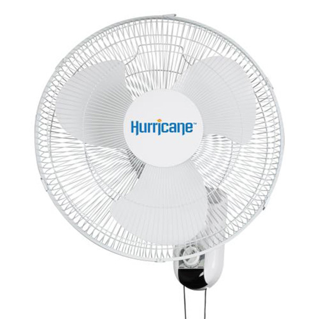 hurricane classic oscillating wall mount fan 16 in