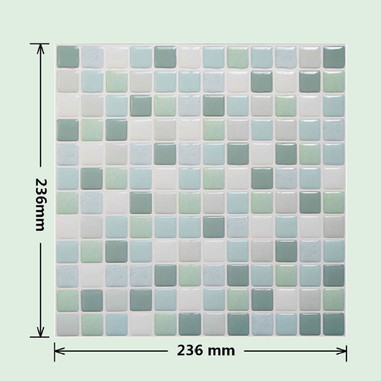https onshopdeals com diy mosaic tile kitchen wallpaper 3d wall stickers home decor waterproof pvc bathroom decorative self adhesive kitchen stickers